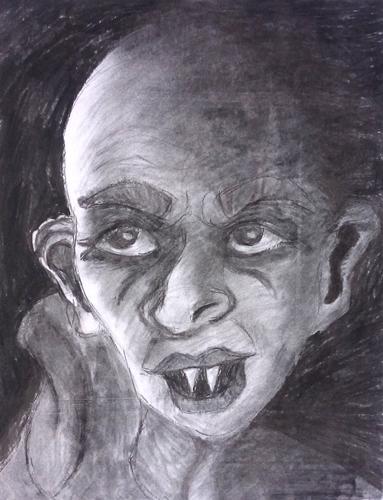 Rysujemy fantastyczny portret z Malowaną Kuźnią