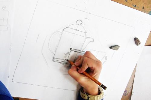 Kurs rysunku i malarstwa dla dzieci i młodzieży Poznań