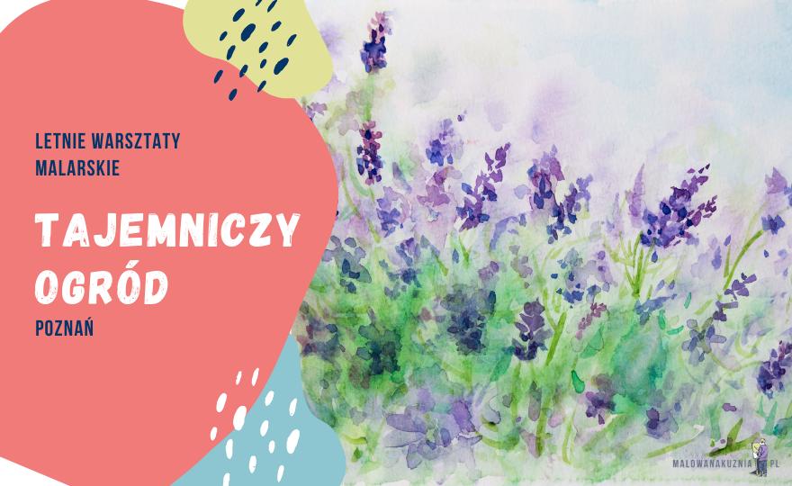 Kurs malarstw akwarelowego dla dzieci i młodzieży w Poznaniu
