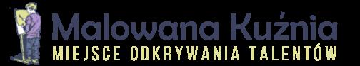 Malowana Kuźnia. Kurs rysunku i malarstwa oraz  zajęcia plastyczne dla dzieci i młodzieży Poznań Logo