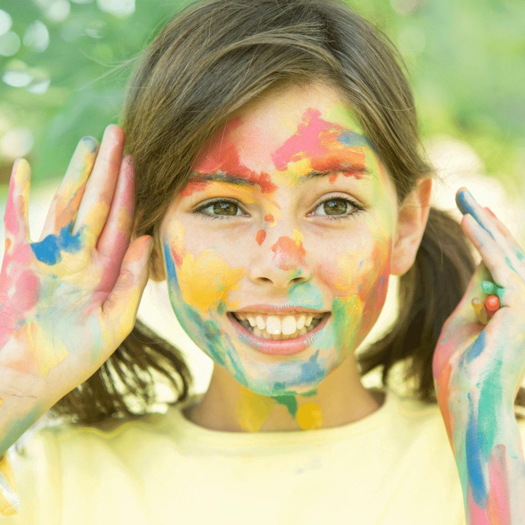 Plastyka dla dzieci metoda OMDT w Malowanej Kuźni